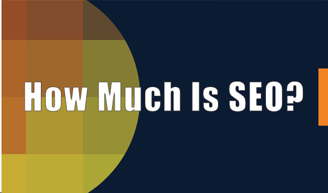 How much is SEO